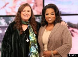 WATCH: An Interview First For Oprah