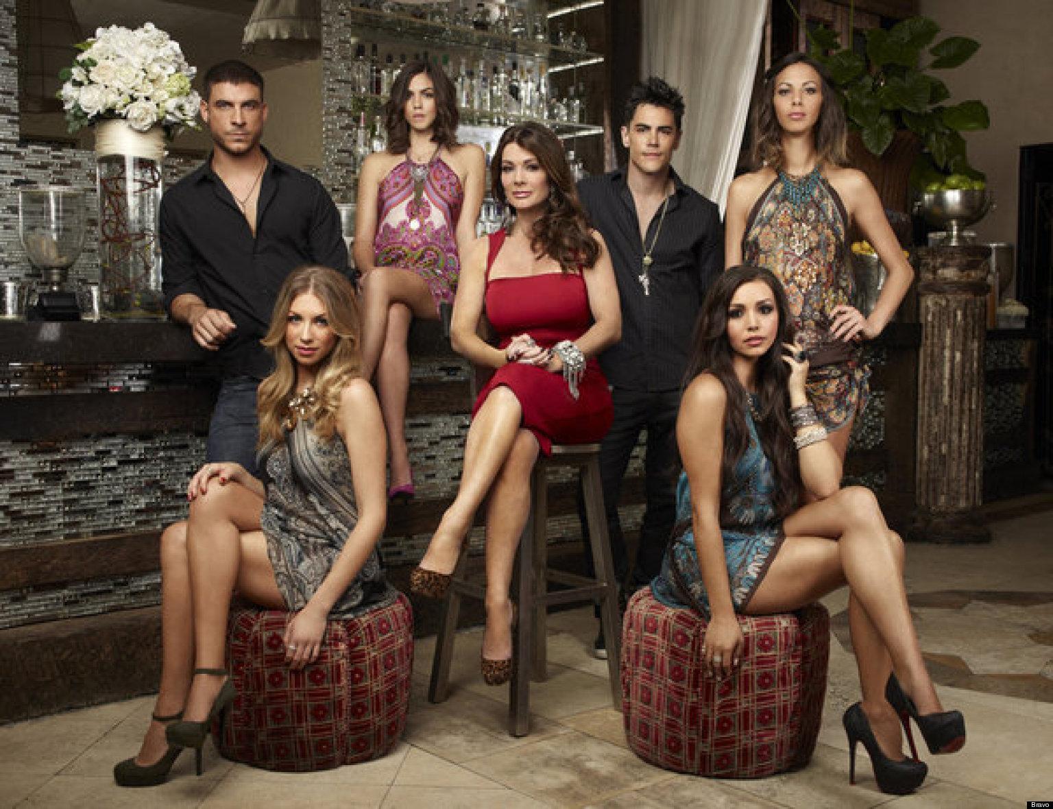 39 vanderpump rules 39 lisa vanderpump stars in 39 real - Hollywood hills tv show ...