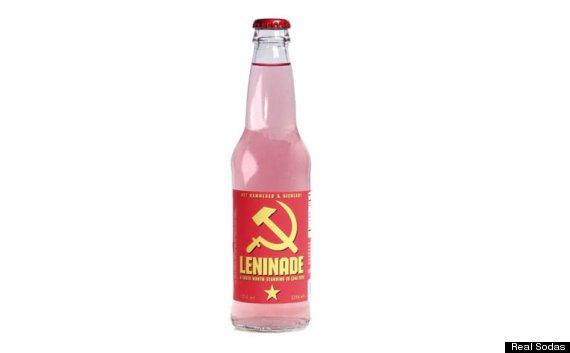 leninade soviet soda