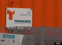 Terramex Panneau