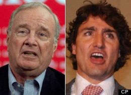 Liberal Leadership Race Trudeau