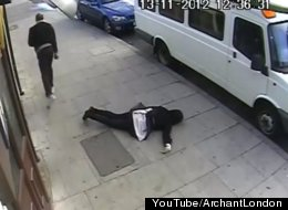 CCTV Shows Teen Girl Knocked Unconscious In Unprovoked Attack