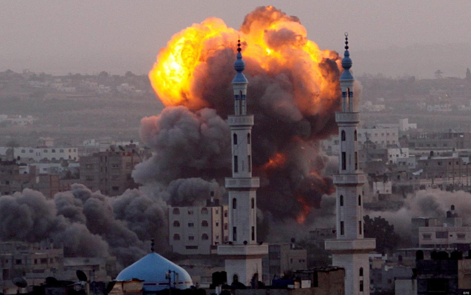 עזה Photo: A Beginner's Guide To The Israel-Palestine Conflict