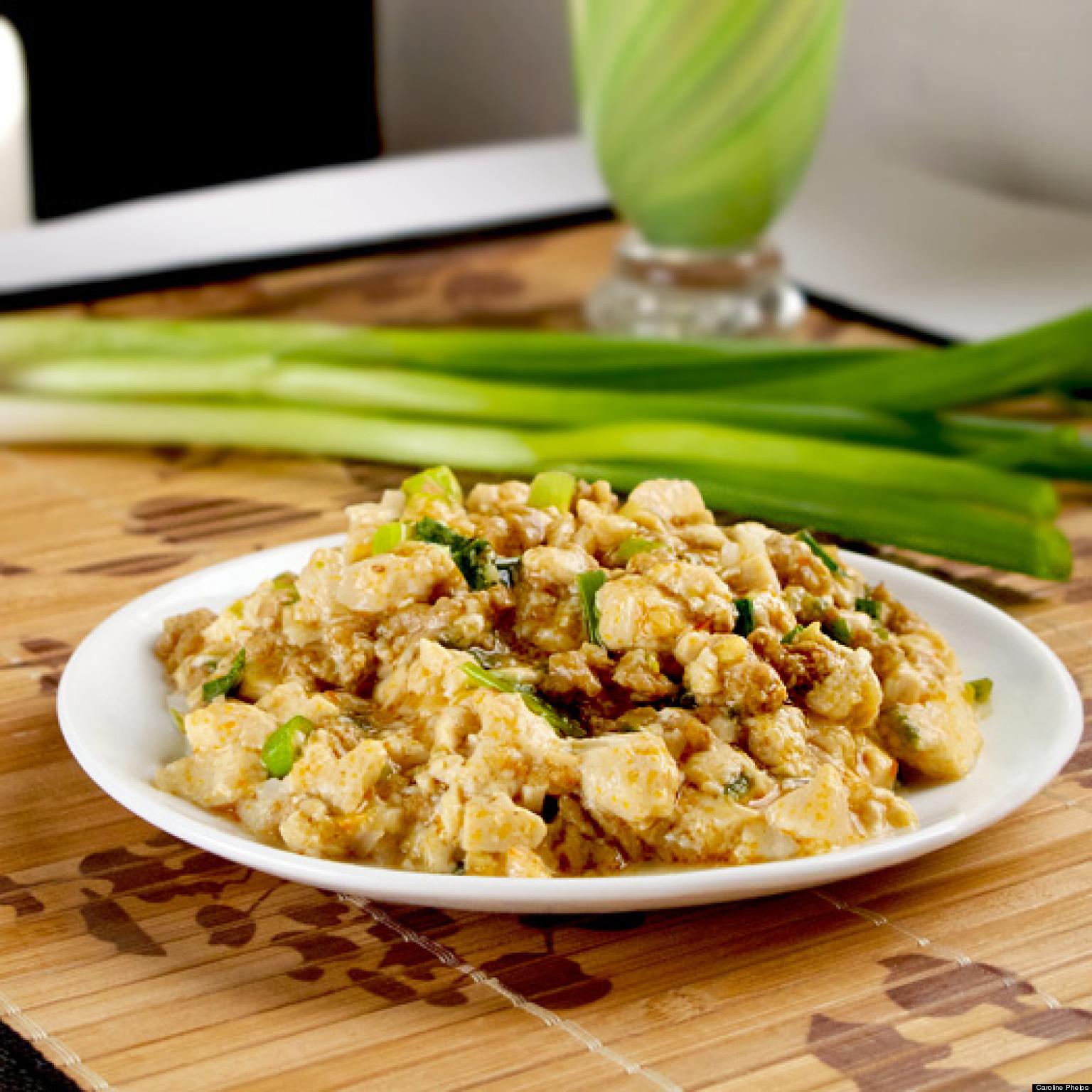Mapo Tofu Version 20 Recipe — Dishmaps
