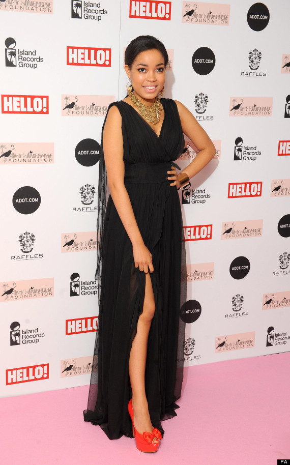 amy winehouse foundation ball dionne bromfield