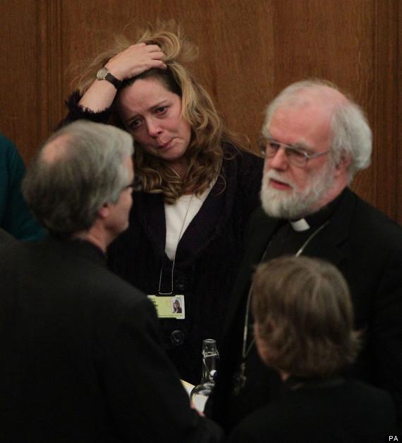 women bishops vote