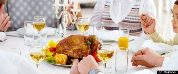 THANKSGIVING EATING DISORDERS