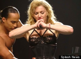 Just When You Thought There Was Nothing More Of Madonna To See...