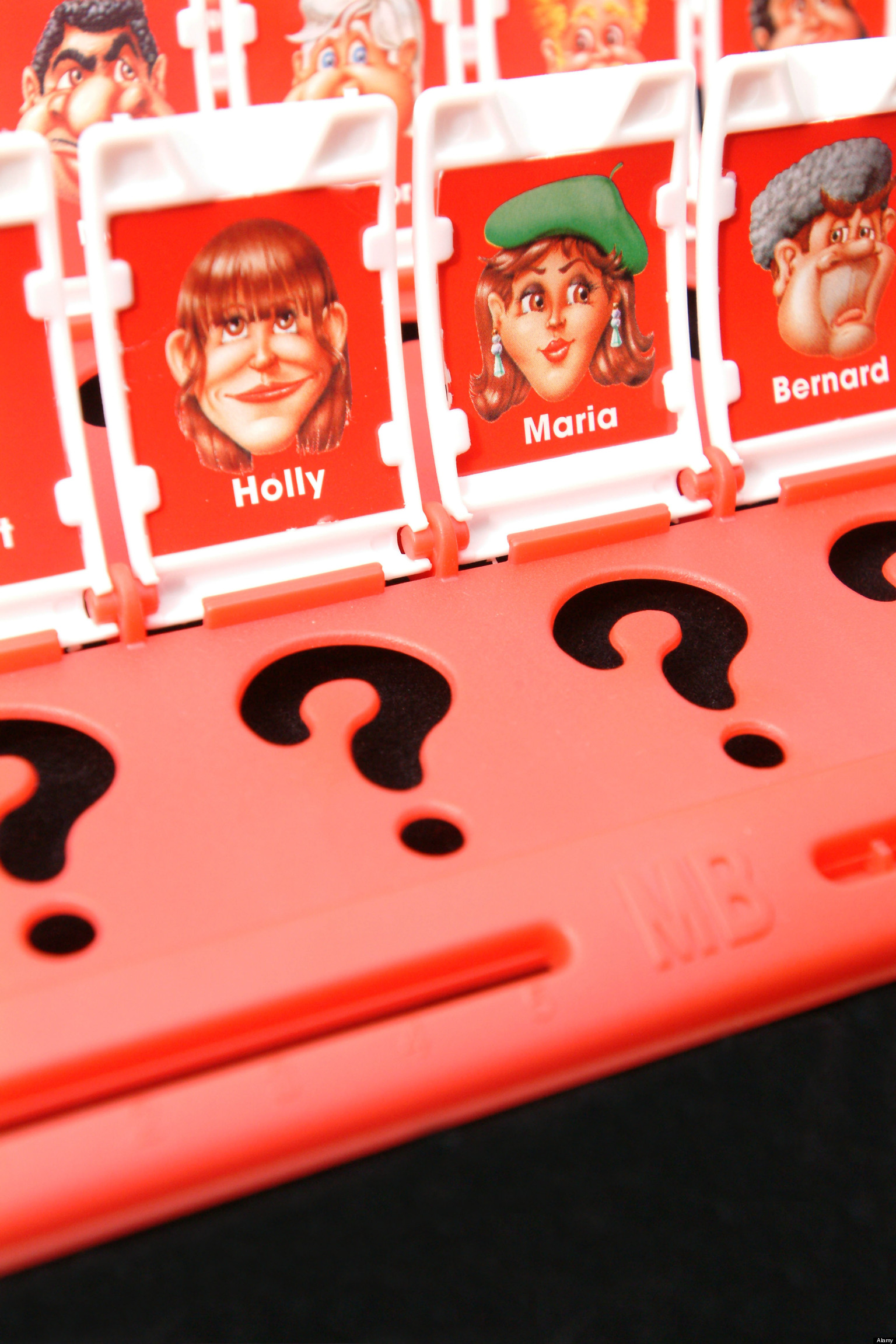 Naked guess who game uk