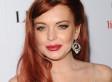 Lindsay Lohan's 'Liz & Dick' Premiere Dress Is All Sorts Of No (PHOTOS)