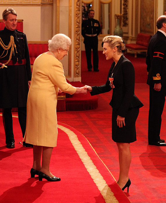 kate winslet investiture