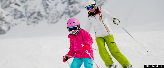 SKI HELMET SAFETY