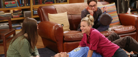 THE BIG BANG THEORY RATINGS