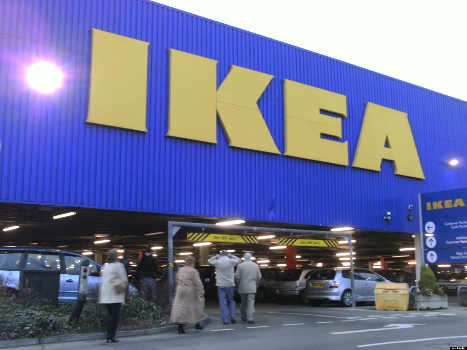 Ikea closes on property for new miami dade store huffpost for Ikea bellevue washington