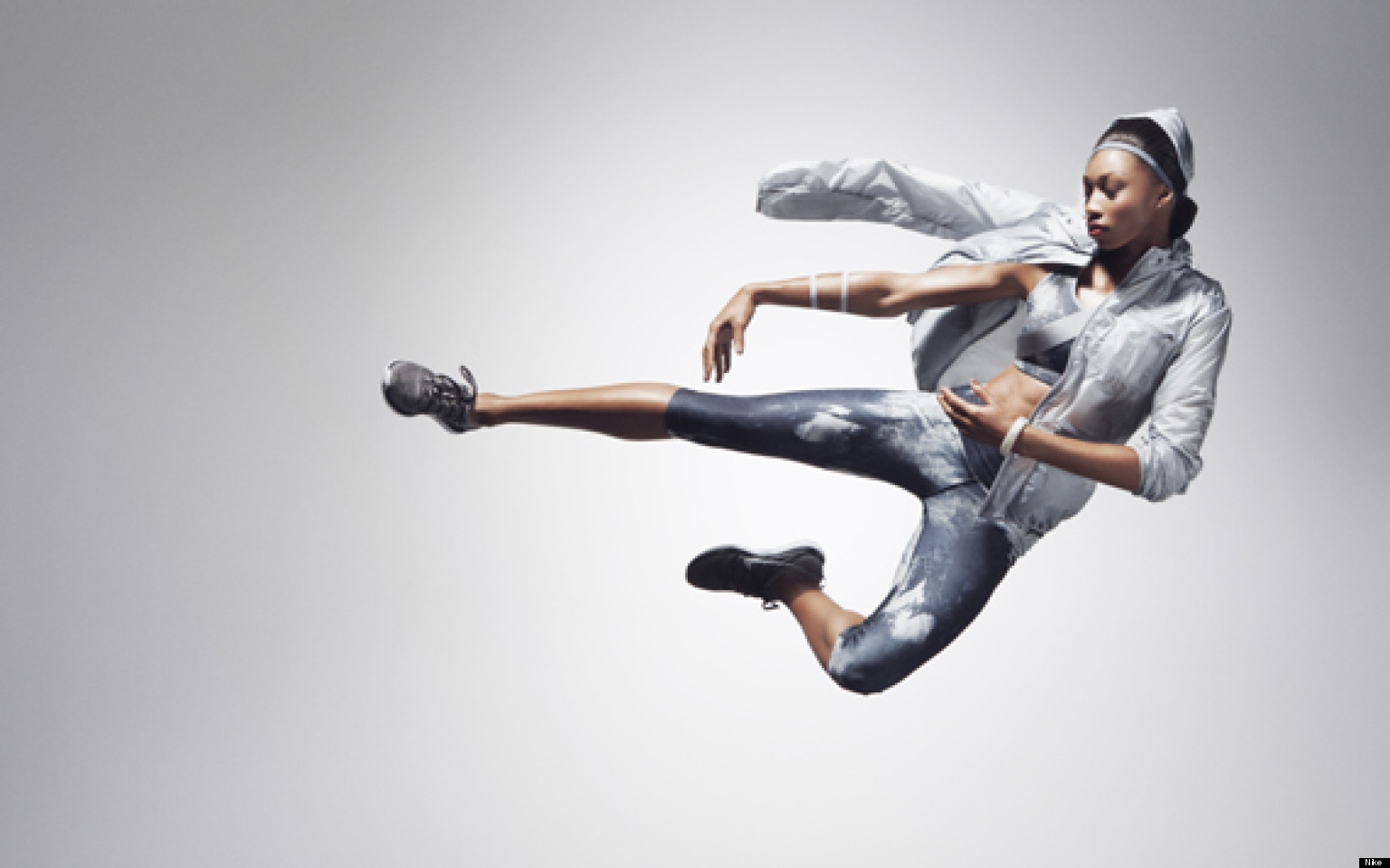 Allyson Felix Featured In Nike Spring/Summer 2013 Lookbook ...