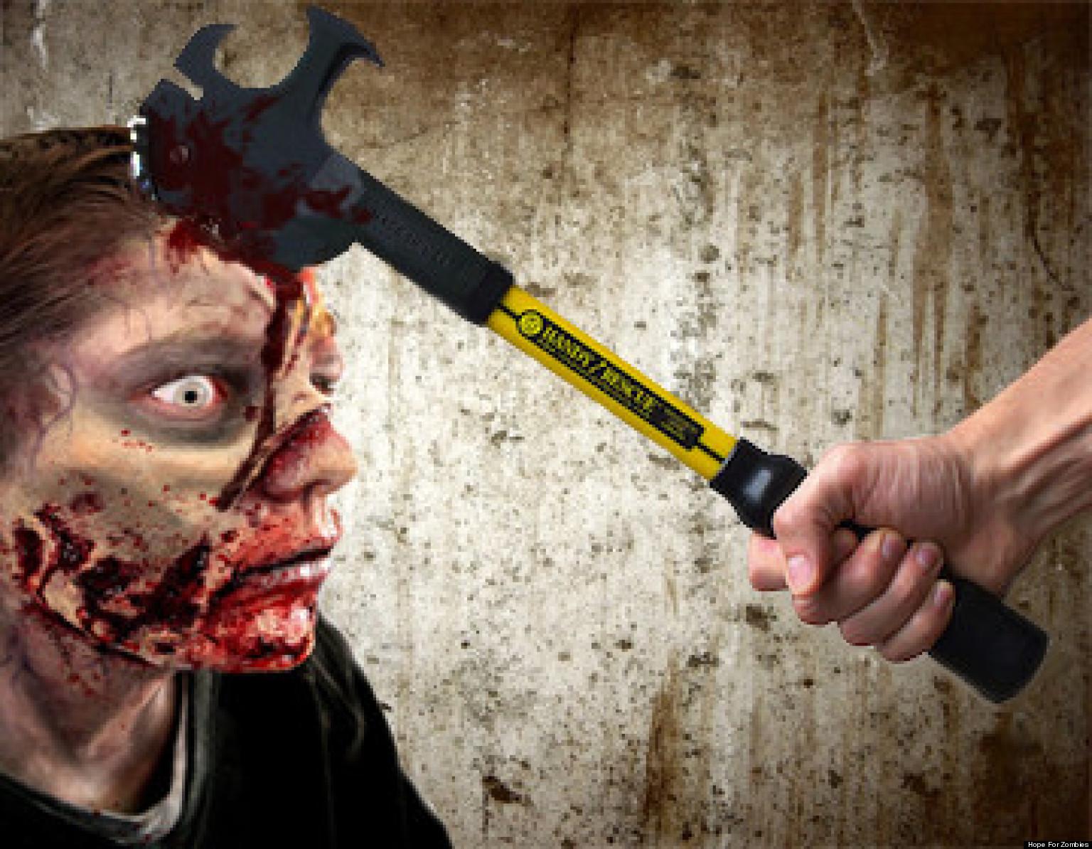 Weird Christmas Gifts: Zombie Killers, Breathalyzer Key ...