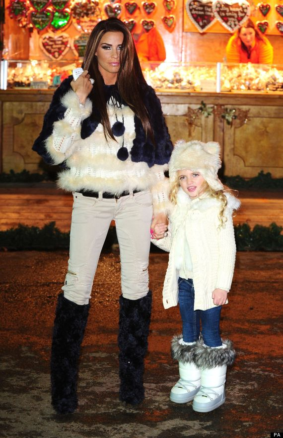 winter wonderland katie price