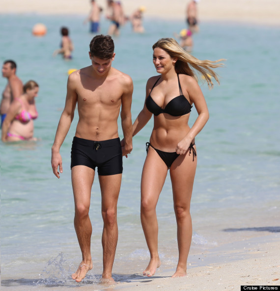 sam faiers joey essex