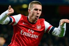 Lukas Podolski | Pic: Getty