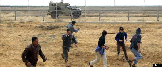 Gaza Tensions