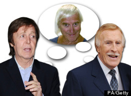 Brucie And Macca Share Their Memories Of Jimmy Savile