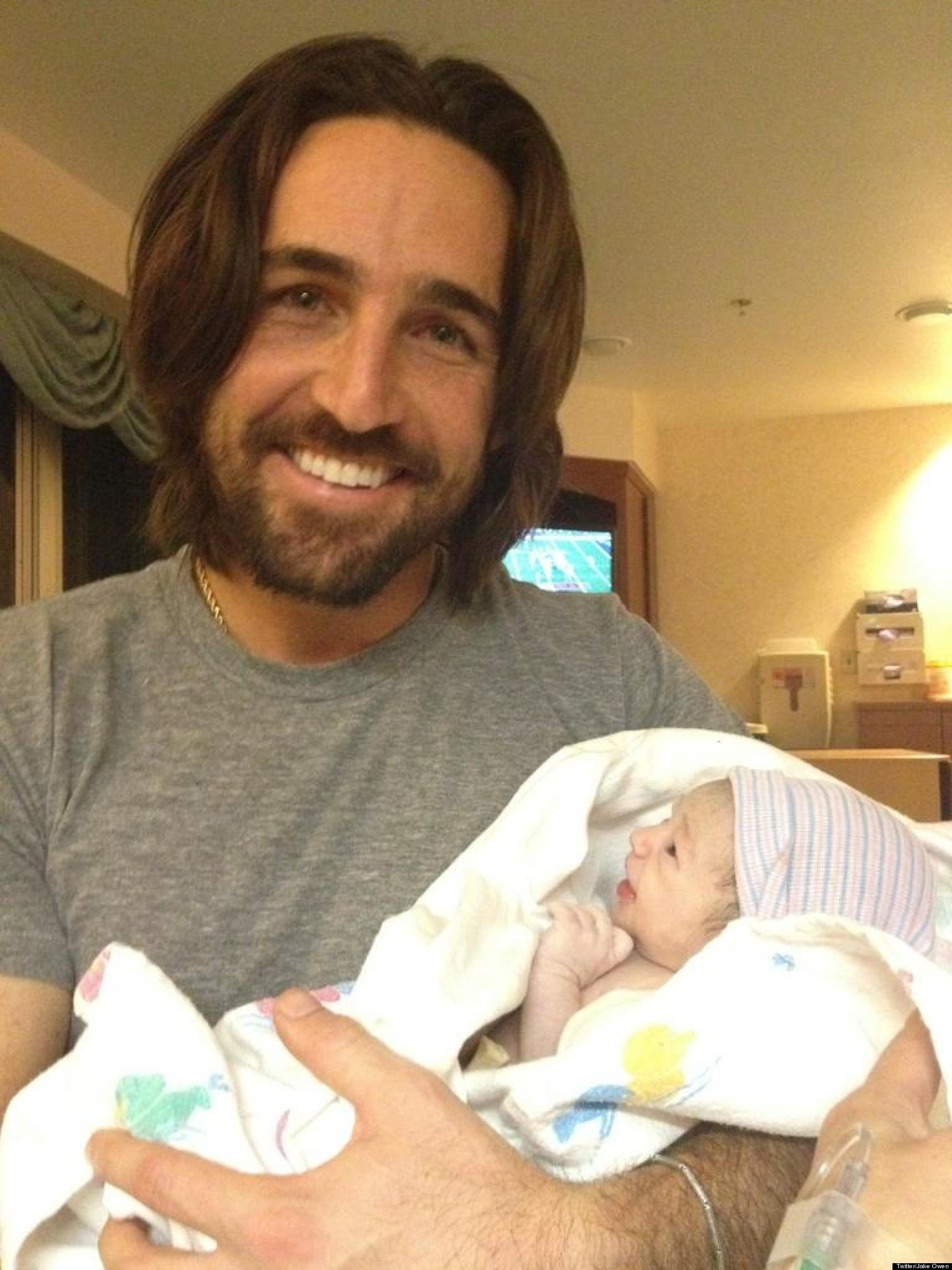 Jake Owen Baby