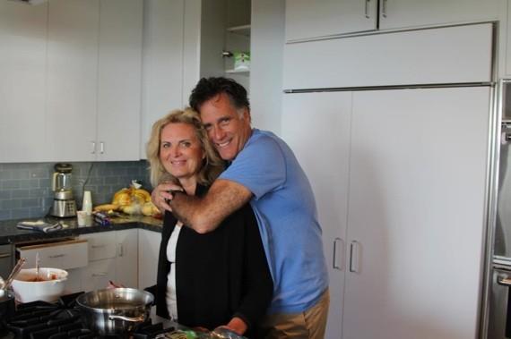 mitt romney ann thanksgiving
