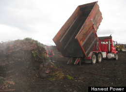 Harvest Power Compost