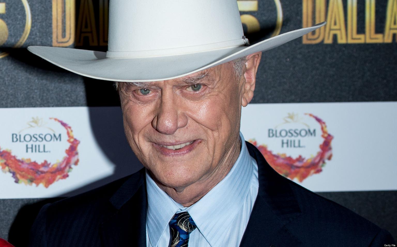 Larry Hagman Dead Dallas Tv Star Dies At 81 Huffpost