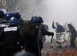 Aéroport de Notre-Dame-des-Landes: poursuite des opérations des forces de l'ordre, huit interpellations et trois blessés