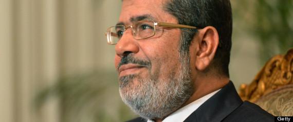 MOHAMED MORSI JUDGE REVOLT