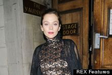 Anna Friel Channels MC Hammer In Enormous Trousers