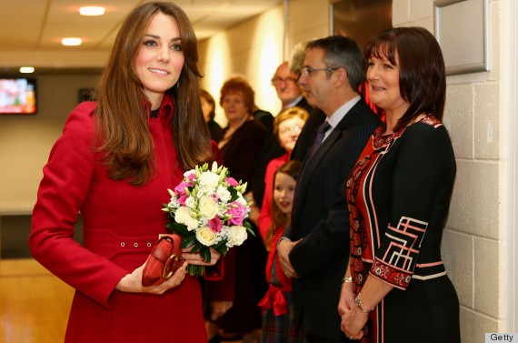 kate middleton coat