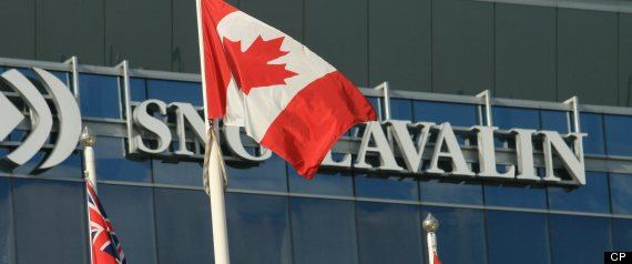 SNC LAVALIN SWISS LAUNDERING