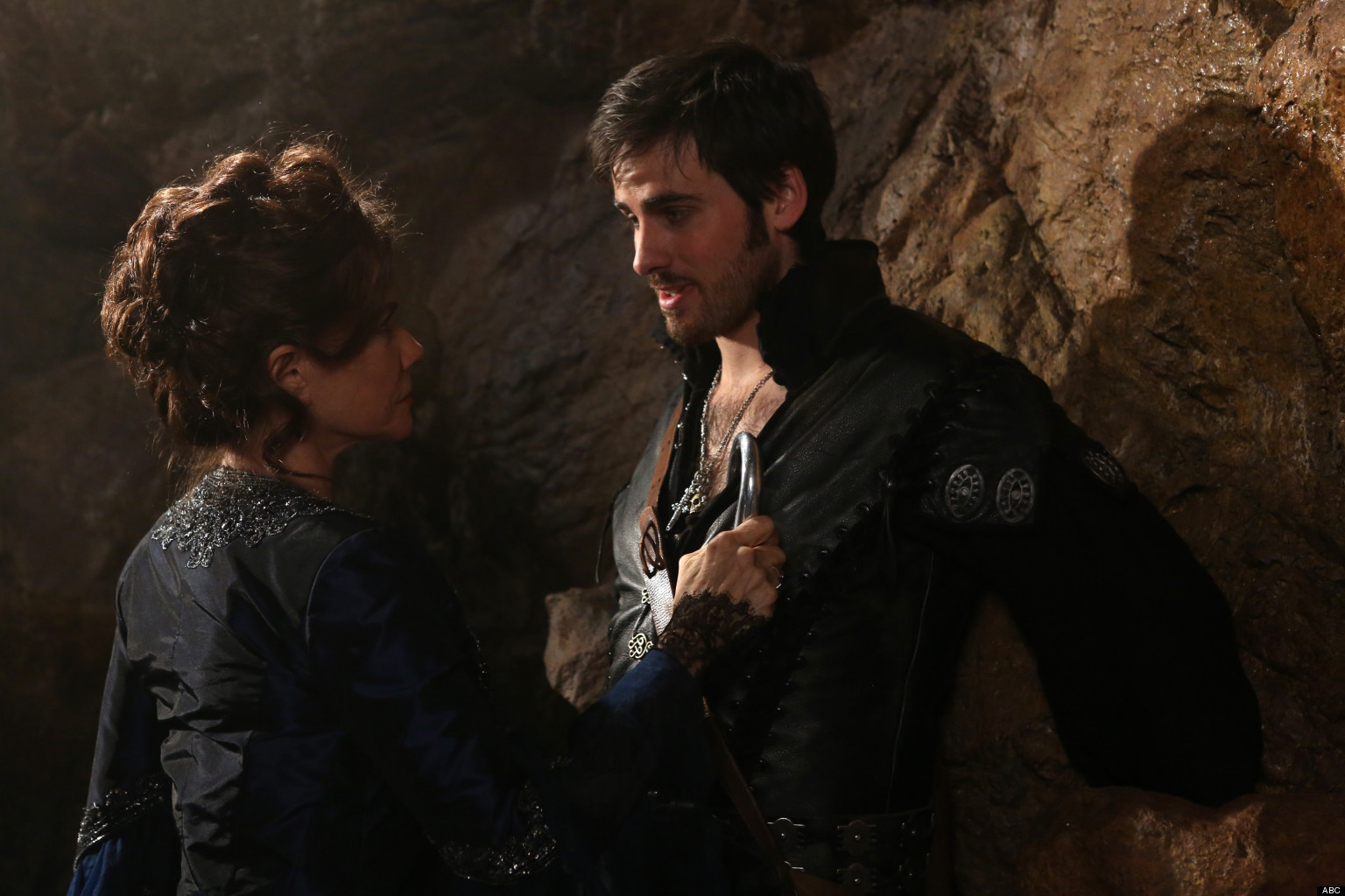 once upon a time hook and cora On once upon a time, cora and hook square off against mary margaret and emma in a race to secure the compass but will mr gold and regina keep them all from getting to storybrooke.