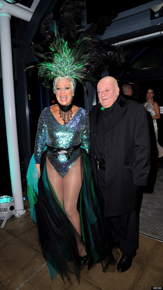 denise welch tim healy