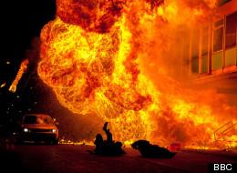 PICTURES: 'EastEnders' Rocked By Huge Explosion