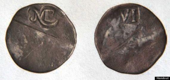 1652 sixpence