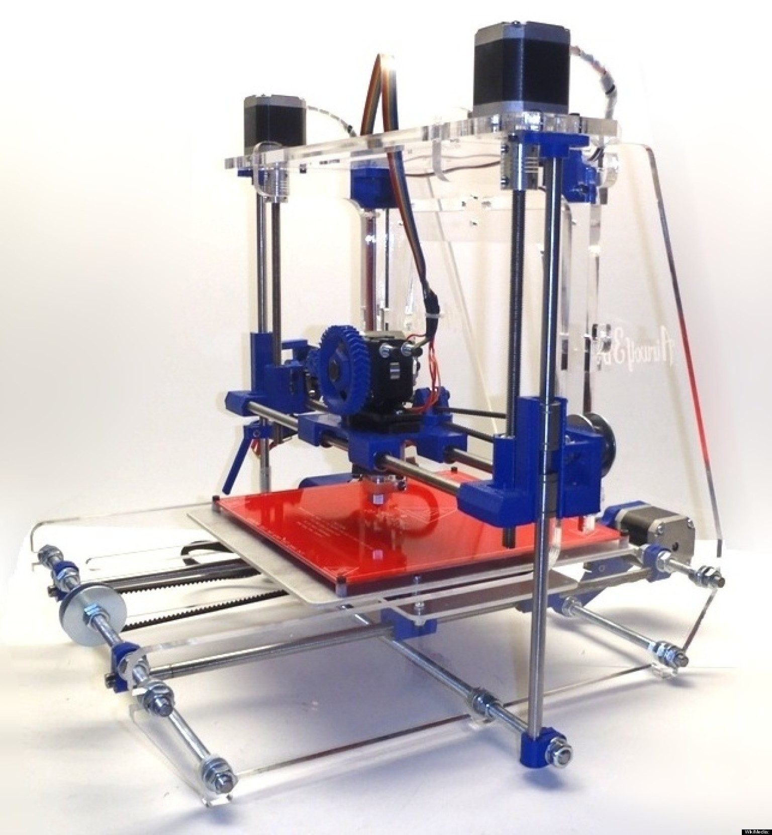 Hybrid 3D Printer Used To Create Cartilage Implants