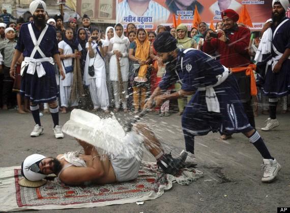 india sikhism