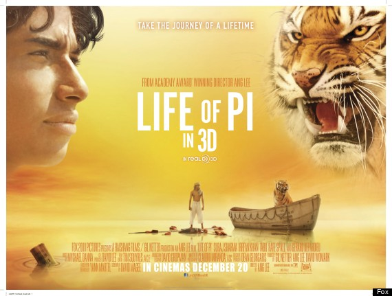 Life of Pi Book Quotes