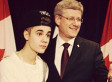 Justin Bieber Overalls: Singer Slams Critics Of Outfit Worn To Meet Canadian Prime Minister Stephen Harper (PHOTO, POLL)