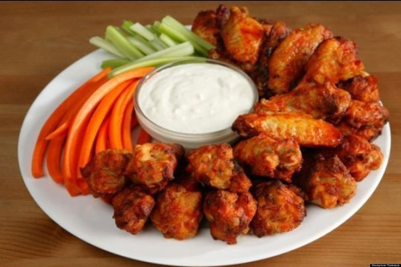 Food That Goes With Chicken Wings