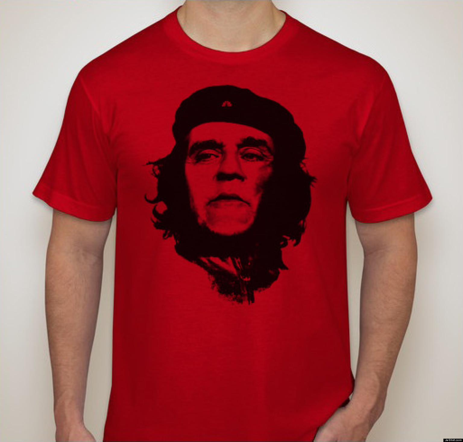 39che leno39 shirts bring jay leno and che guevara together for Che guevara t shirts
