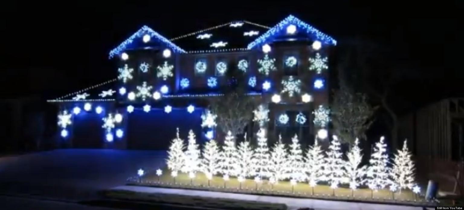 O GANGNAM CHRISTMAS LIGHTS Facebook