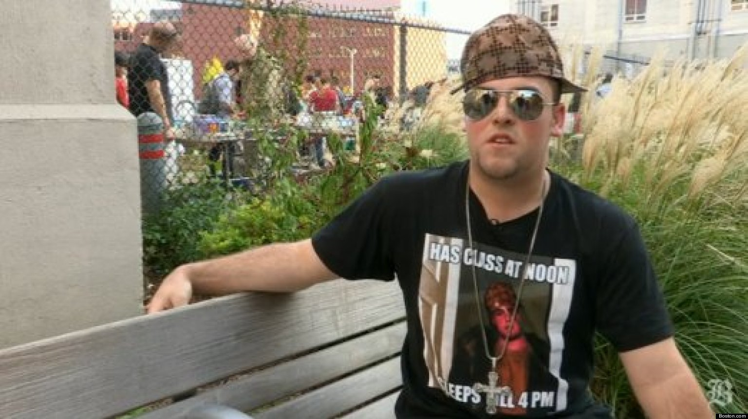 Scumbag Steve, Real Name Blake Boston, Gets Mini ...