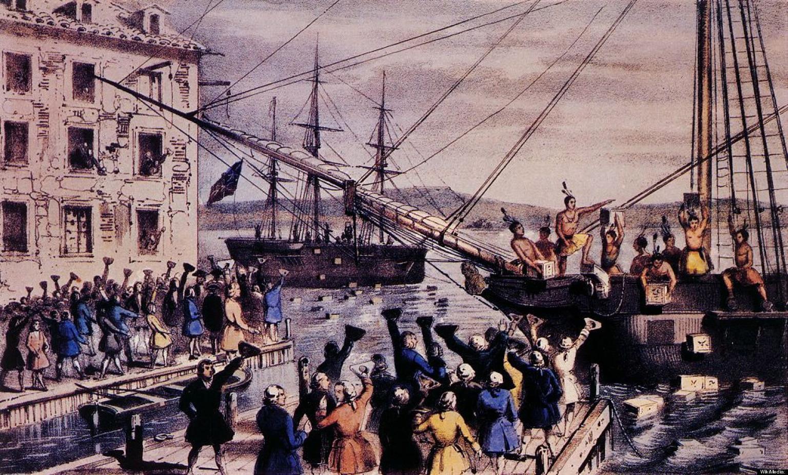 Tea Party Boston