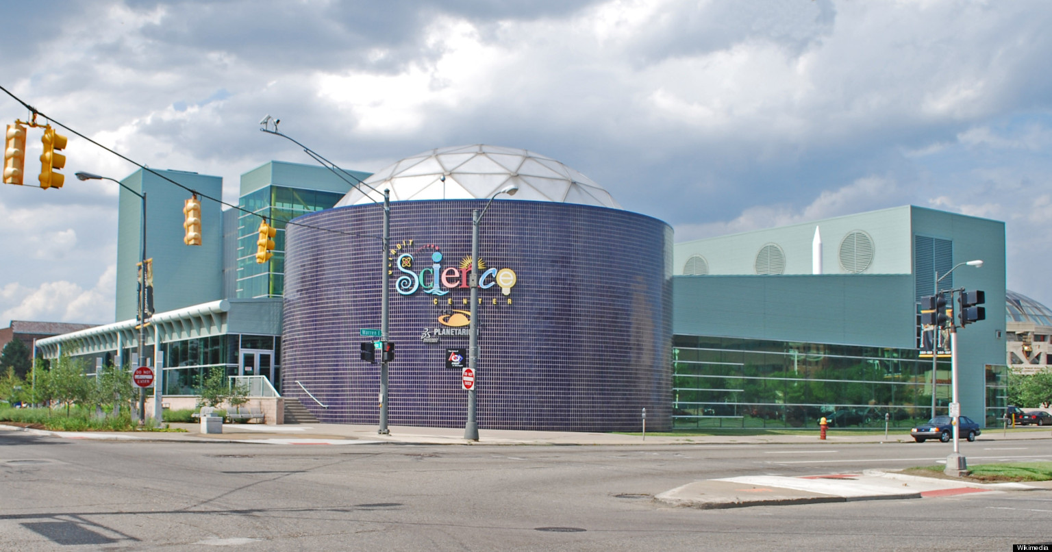 Michigan Science Center To Open This December