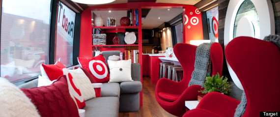 TARGET CANADA HOLIDAY ROAD TRIP