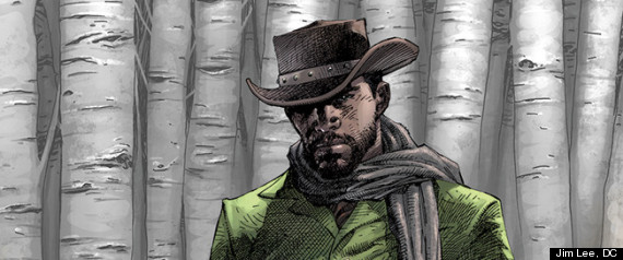 Django Unchained Comic Book